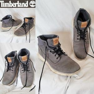 Timberland Men's Grey Shoes